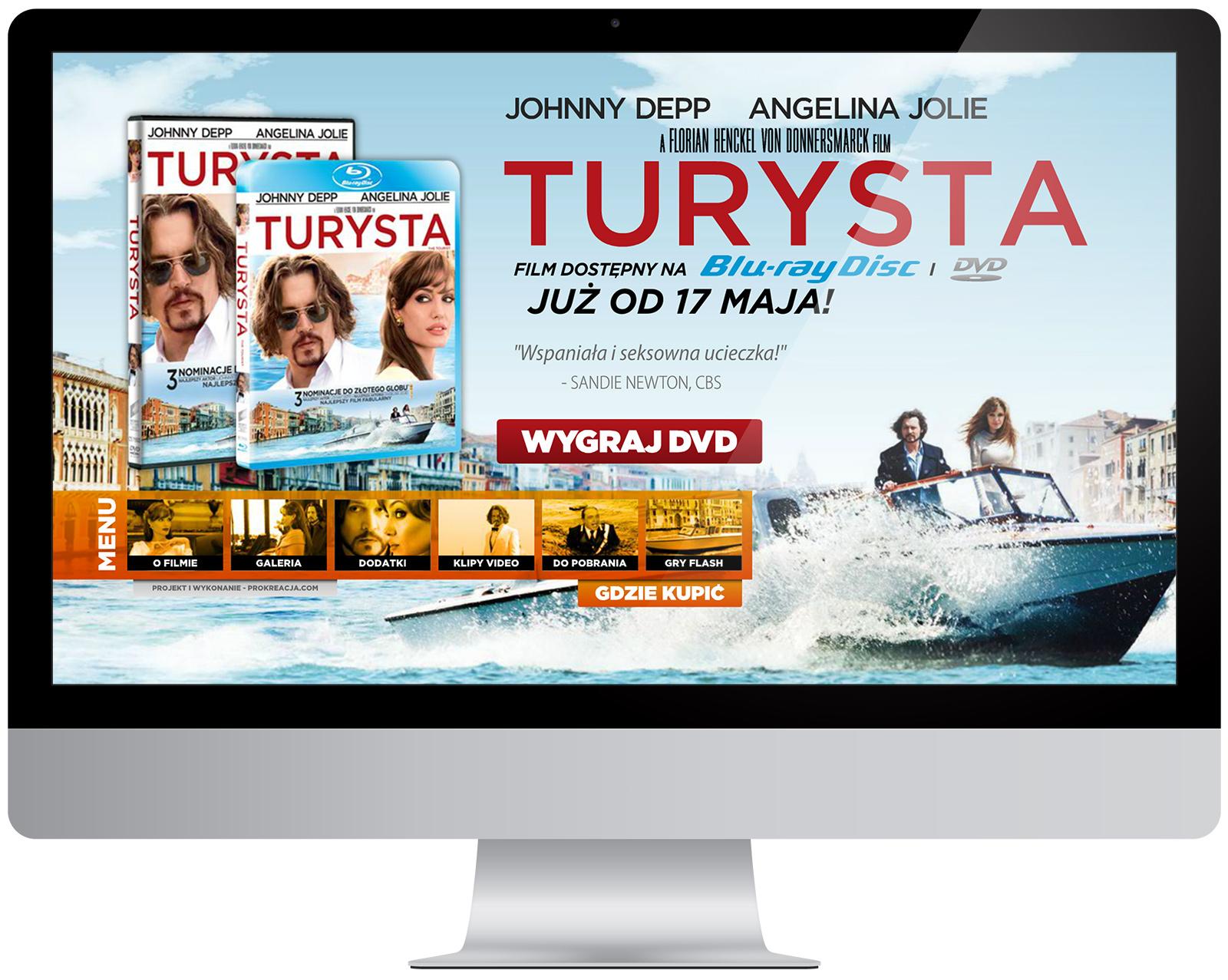 """Turysta"" - Imperial-Cinepix"