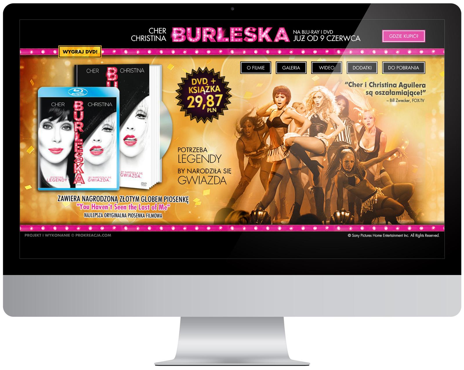 """Burleska"" - Imperial-Cinepix"