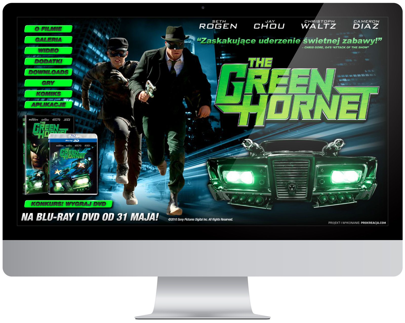 """The Green Hornet"" - Imperial-Cinepix"