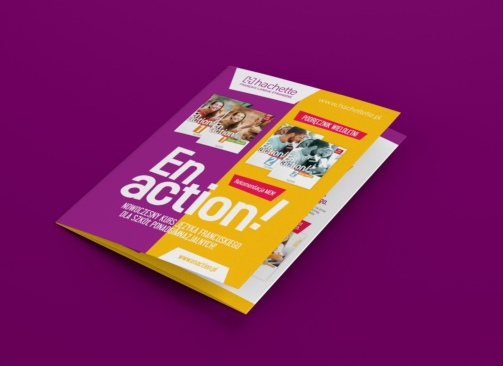 Folder 3xA4 En Action 1&2