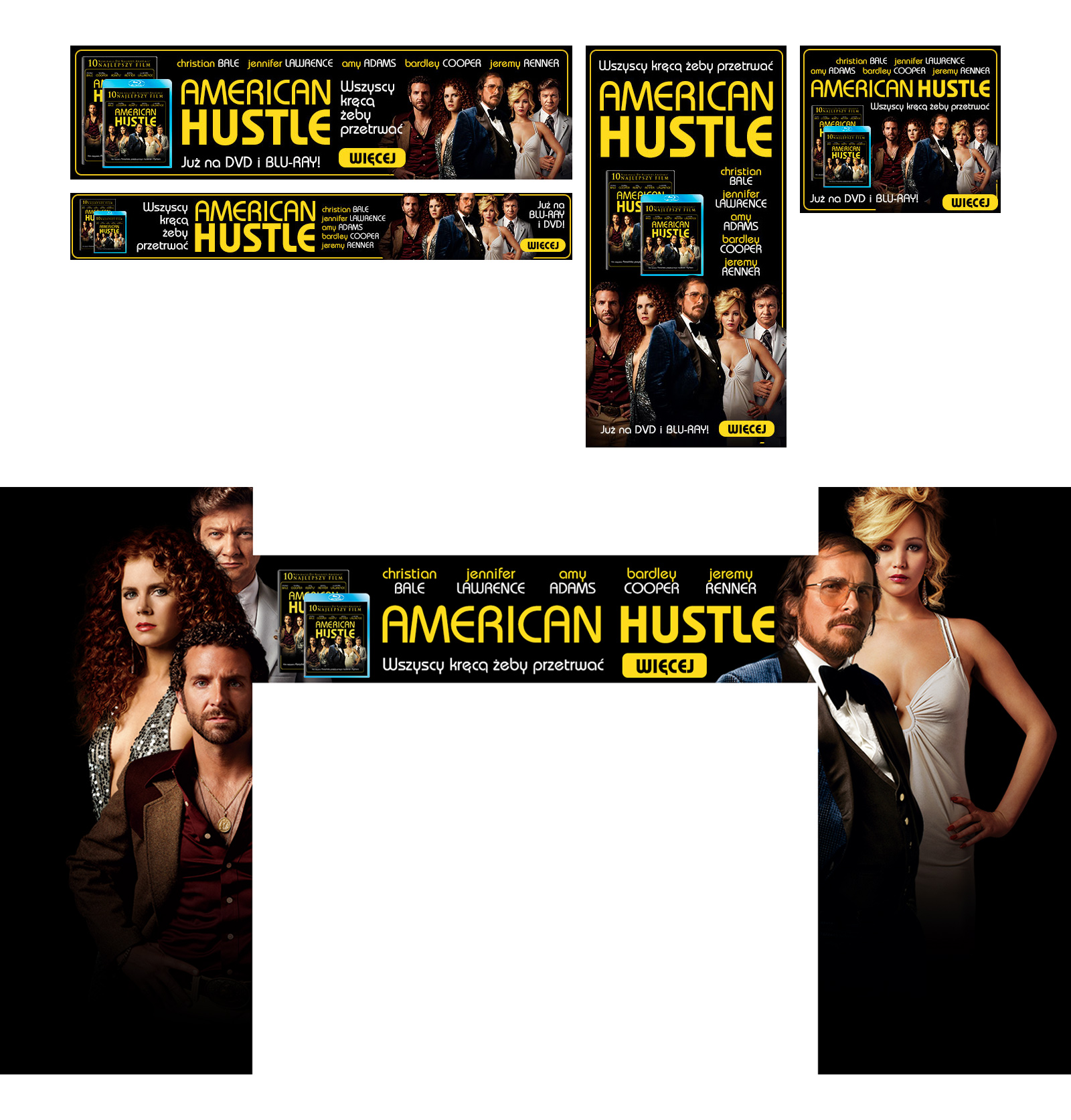 "Bannery ""American Hustle"" - Imperial-Cinepix"